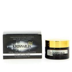 Лифтинг дневен крем с екстракт от охлюви Krisnailia 30мл