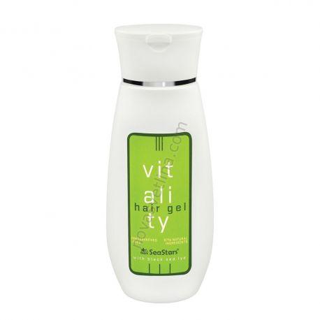 97% Натурален минерализиращ гел за коса Vitality - 200ml