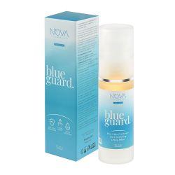Лифтинг серум с биомиметичен пептид, гуарана, хиалуронова киселина и защита от синя светлина BLUE GUARD - 30мл