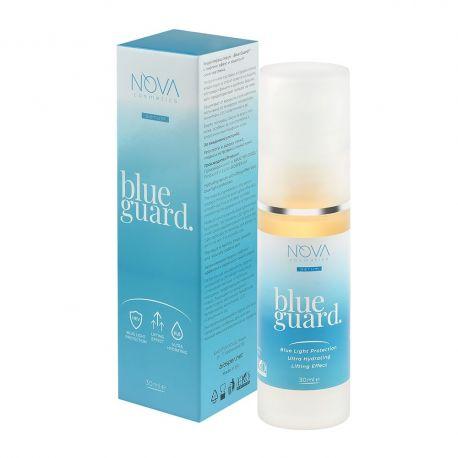 Лифтинг серум с биомиметичен пептид и гуарана и защита от синя светлина BLUE GUARD