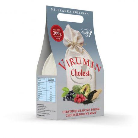 Напитка за нормализиране на холестерола Вирумин Холестерол 120бр. - 300гр.