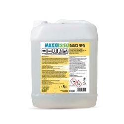 Дезинфектант за повърхности концентрат - SANIX NPD 5л. Maxxi Pro