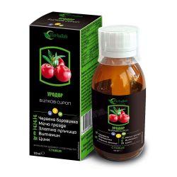 УРОДОР билков сироп за здрави бъбреци и уринарен тракт 125мл Herballab