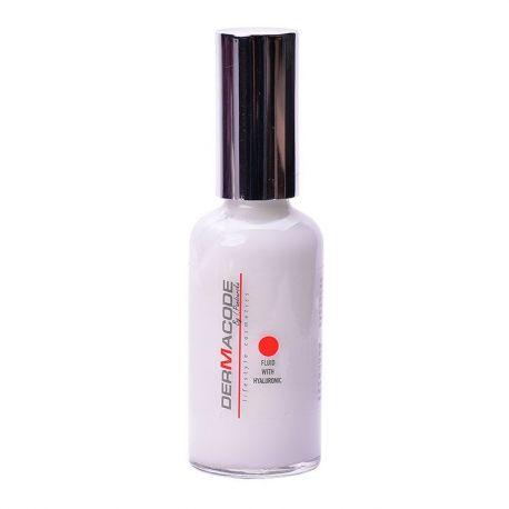 Флуиден крем с хиалуронова киселина 1.5% ДЕРМАКОД(DERMACODE by I. Pandourska) - 50мл.