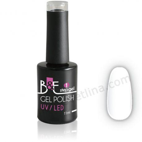 Български гел лак N3 в една стъпка(UV/LED) - B&E