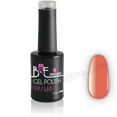 Български гел лак N20 в една стъпка(UV/LED) - B&E