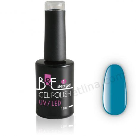 Български гел лак N22 в една стъпка(UV/LED) - B&E