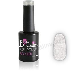 Български гел лак N24 в една стъпка(UV/LED) - B&E