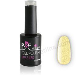 Български гел лак N25 в една стъпка(UV/LED) - B&E
