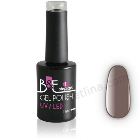 Български гел лак N37 в една стъпка(UV/LED) - B&E