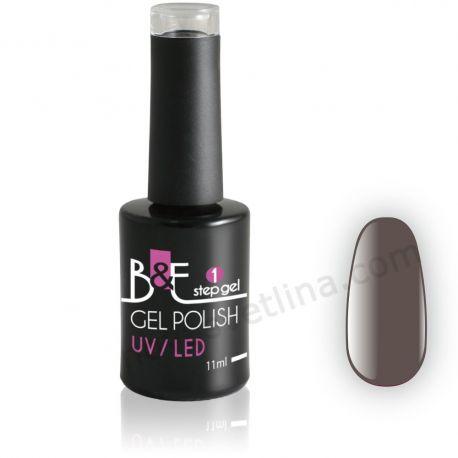 Български гел лак N38 в една стъпка(UV/LED) - B&E