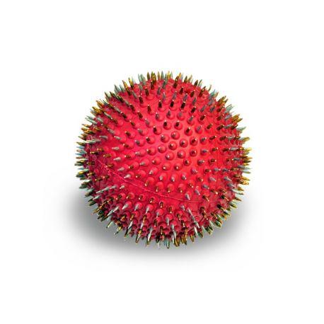 Акупунктурна иглена топка - стъпка 4,0 - сребро - 55мм диаметър
