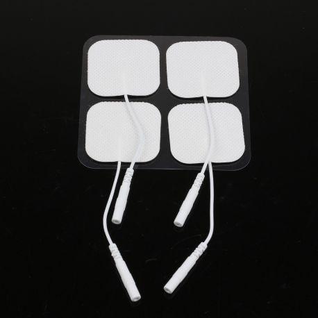 Самозалепващи се електроди за електростимулация
