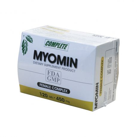 Миомин - 120 таблетки