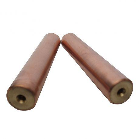 Метални електроди за физиотерапия и електростимулация