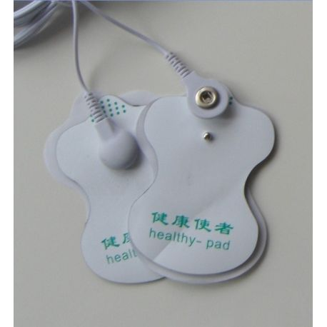 7,5х5,5 самозалепващи се електроди за физиотерапия и електростимулация