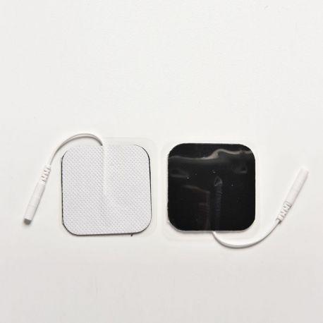 5х5см самозалепващи се електроди за електростимулация и физиотерапия