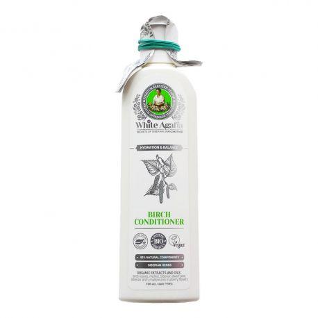White Agafia Бреза органичен балсам за коса - 280мл
