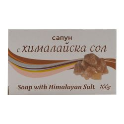 Сапун с хималайска сол - 100гр