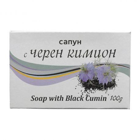 Сапун с черен кимион - 100гр