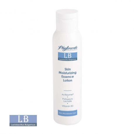 Почистваш и овлажняващ лосион с пре- и пробиотици LB Lactobacillus Bulgaricus - 100мл.