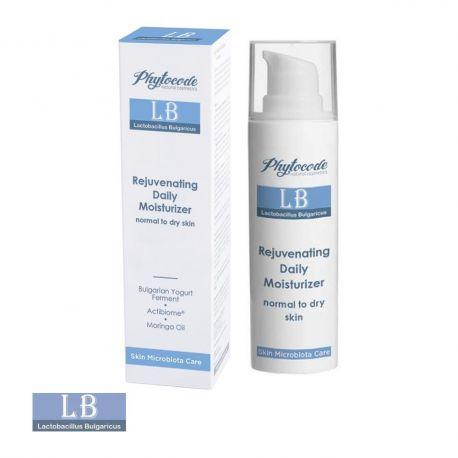 Хидратиращ крем с пре- и пробиотици LB Lactobacillus Bulgaricus - 30мл.