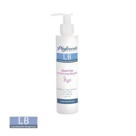 Гел за интимна хигиена с пробиотици LB Lactobacillus Bulgaricus - 200мл.