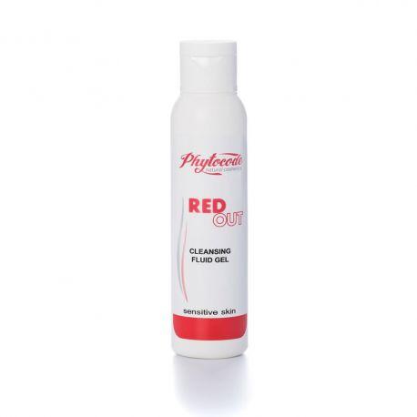 Почистващ флуид за чувствителна кожа RED OUT - 100мл.