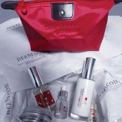 40+ Beauty box deluxe комплект с френска хиалуронова киселина DERMACODE by I.Pandourska