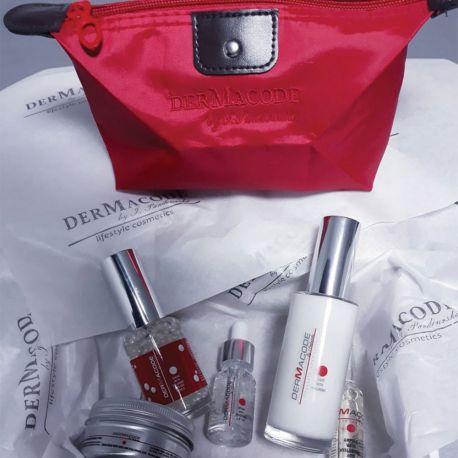 Beauty box deluxe комплект с хиалуронова киселина DERMACODE by I.Pandourska
